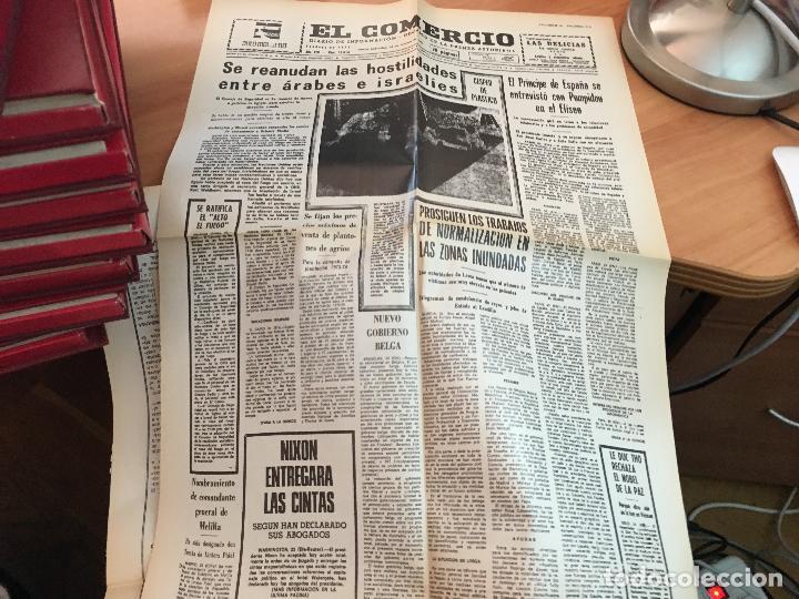 Libros de segunda mano: LOS GRANDES HECHOS DEL SIGLO XX. COMPLETA EN 10 TOMOS CON 480 FASCIMIL DE PERIODICOS DE EPOCA (LB35) - Foto 8 - 132984782