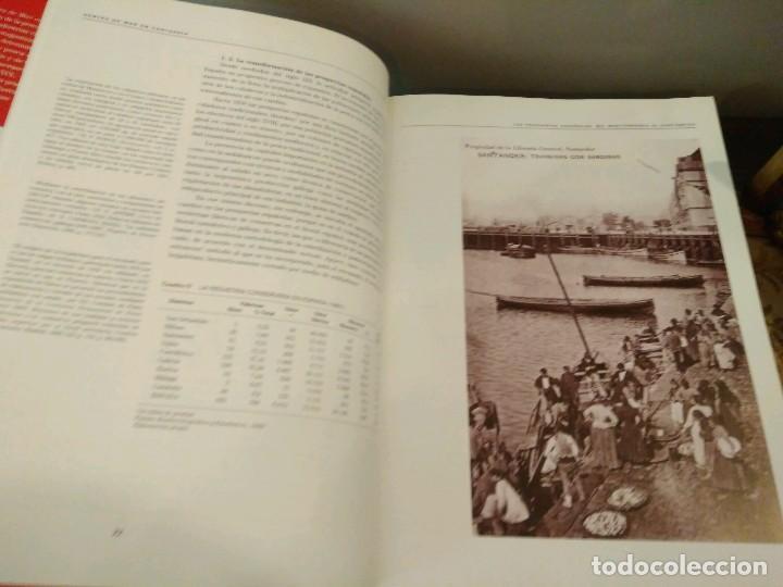 Libros de segunda mano: GENTES DE MAR EN CANTABRIA - JOSE ORTEGA VARCACEL - UNIVERSIDAD DE CANTABRIA - BANCO SANTANDER - Foto 4 - 133007130