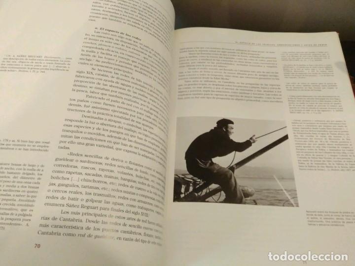 Libros de segunda mano: GENTES DE MAR EN CANTABRIA - JOSE ORTEGA VARCACEL - UNIVERSIDAD DE CANTABRIA - BANCO SANTANDER - Foto 7 - 133007130