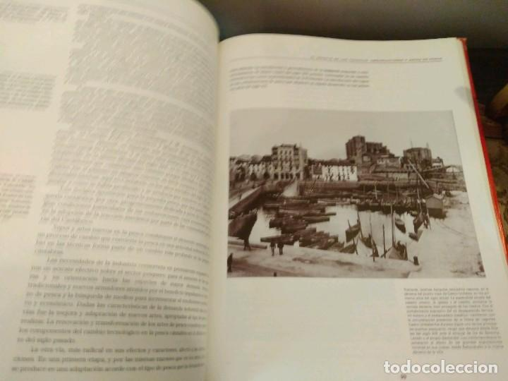 Libros de segunda mano: GENTES DE MAR EN CANTABRIA - JOSE ORTEGA VARCACEL - UNIVERSIDAD DE CANTABRIA - BANCO SANTANDER - Foto 8 - 133007130