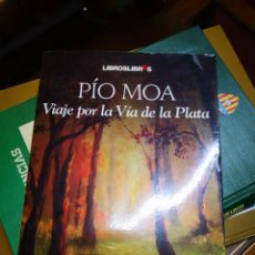 Libros de segunda mano: PÍO MOA VIAJE POR LA VÍA DE LA PLATA. Lote 133966281