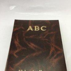 Libros de segunda mano: VIDA DE FRANCO, COLECCIONABLE DEL ABC, POR RICARDO DE LA CIERVA , - 827 PAGINAS. Lote 135160414