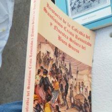 Libros de segunda mano: HISTORIA DE LA COFRADÍA DEL SANTÍSIMAÑO CRISTO RESUCITADO Y NUESTRA SEÑORA DEL BUEN SUCESO.. Lote 135311514