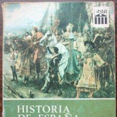 Libros de segunda mano: HISTORIA DE ESPAÑA MODERNA. A. RUMEU DE ARMAS. 1969. Lote 136294402
