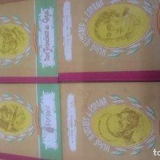 Libros de segunda mano: LOTE LIBROS HIJOS ILUSTRES DE ESPAÑA. Lote 136691578
