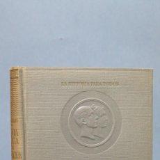 Libros de segunda mano: HISTORIA CLÍNICA DE LA RESTAURACIÓN. M. IZQUIERDO HERNÁNDEZ. Lote 137569406