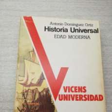 Libros de segunda mano: HISTORIA UNIVERSAL VICENS MODERNA. Lote 137578798