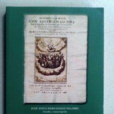 Libros de segunda mano: MISIÓN A LAS INDIAS. PADRE GERÓNYMO PALLAS.. Lote 137902506