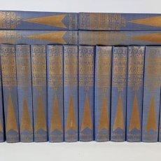 Libros de segunda mano: SUMMA ARTIS. HISTORIA GENERAL DEL ARTE. JOSE PIJOAN. EDIT. ESPASA. 1963/1970. 24 VOL.. Lote 137983534