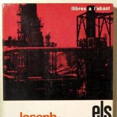 Libros de segunda mano: ELS SISTEMES ECONÒMICS - BARCELONA 1963. Lote 138730890
