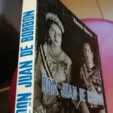 Libros de segunda mano: DON JUAN DE BOURBON, RAMÓN SIERRA. AFRODISIO AGUADO, PRIMERA EDICIÓN. Lote 139084420
