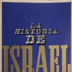 Libros de segunda mano: JOHN BRIGHT. LA HISTORIA DE ISRAEL. BILBAO, 1970.. Lote 140802454