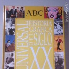 Libros de segunda mano: HISTORIA GRÁFICA DEL SIGLO XX. Lote 141140904