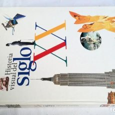 Libros de segunda mano: HISTORIA VISUAL DEL SIGLO XXEL PAIS AGUILAR. Lote 141686998
