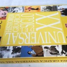 Libros de segunda mano: HISTORIA GRAFICA UNIVERSAL DEL SIGLO XXABC-BLANCO Y NEGRO. Lote 141687166