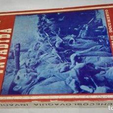 Libros de segunda mano: CHECOSLOVAQUIA INVADIDA-VARIOS AUTORESCOLECCIÓN REPORTAJE-DOCUMENTO-LA GRAN ENCICLOPEDIA VASCA 196. Lote 141687394