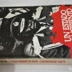 Libros de segunda mano: LA HISTORIA SECRETA DE IDI AMIN-UN ESTADO SANGRIENTO-HENRY KYEMBAGRIJALBO. Lote 141687694