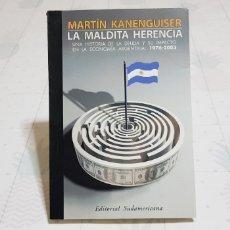 Libros de segunda mano: LA MALDITA HERENCIA. Lote 142587237