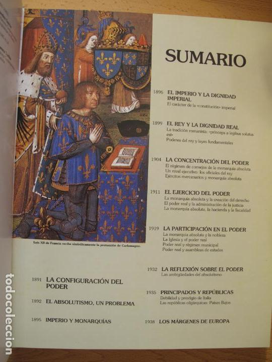Libros de segunda mano: HISTORIA UNIVERSAL - ( SIGLO XVI ) TOMOS 9 Y 10.- INSTITUTO GALLACH - Foto 3 - 142692922