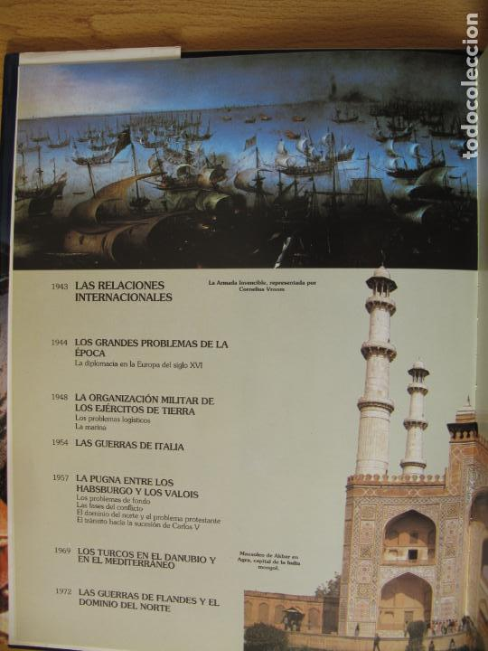 Libros de segunda mano: HISTORIA UNIVERSAL - ( SIGLO XVI ) TOMOS 9 Y 10.- INSTITUTO GALLACH - Foto 4 - 142692922