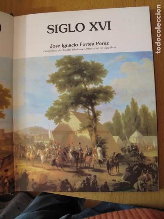 Libros de segunda mano: HISTORIA UNIVERSAL - ( SIGLO XVI ) TOMOS 9 Y 10.- INSTITUTO GALLACH - Foto 8 - 142692922