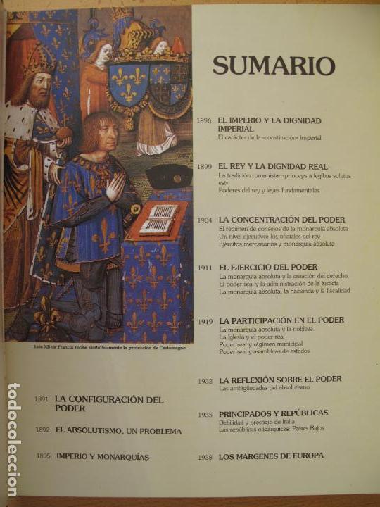 Libros de segunda mano: HISTORIA UNIVERSAL - ( SIGLO XVI ) TOMOS 9 Y 10.- INSTITUTO GALLACH - Foto 9 - 142692922