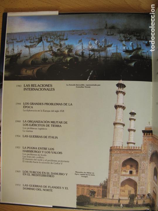 Libros de segunda mano: HISTORIA UNIVERSAL - ( SIGLO XVI ) TOMOS 9 Y 10.- INSTITUTO GALLACH - Foto 10 - 142692922