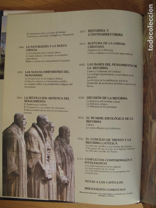 Libros de segunda mano: HISTORIA UNIVERSAL - ( SIGLO XVI ) TOMOS 9 Y 10.- INSTITUTO GALLACH - Foto 12 - 142692922