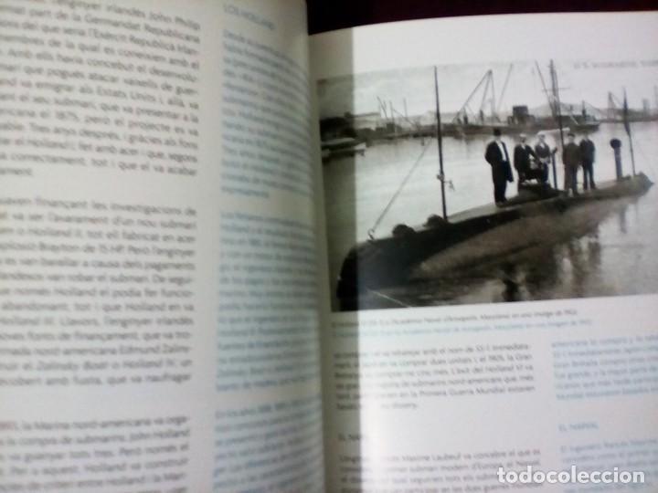 Libros de segunda mano: Narcis monturiol, 2 libros + CD + funda exterior museo Emporda texto castellano y catalán - Foto 5 - 143224634