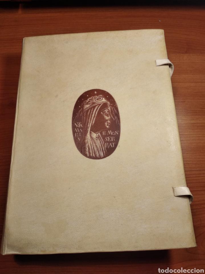 HISTORIA DE MONTSERRAT. EJEMPLAR Nº 18 . ALBAREDA ANSELM. M. DE MONTSERRAT. 1945. (Libros de Segunda Mano - Historia Moderna)