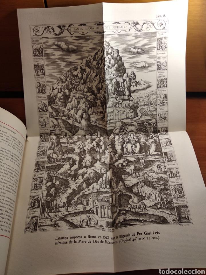 Libros de segunda mano: HISTORIA DE MONTSERRAT. EJEMPLAR Nº 18 . ALBAREDA ANSELM. M. DE MONTSERRAT. 1945. - Foto 10 - 143226973