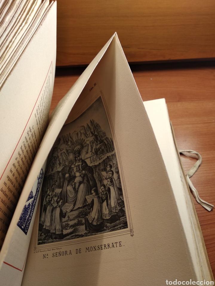 Libros de segunda mano: HISTORIA DE MONTSERRAT. EJEMPLAR Nº 18 . ALBAREDA ANSELM. M. DE MONTSERRAT. 1945. - Foto 13 - 143226973