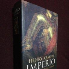Libros de segunda mano: HENRY KAMEN , IMPERIO . Lote 143228910