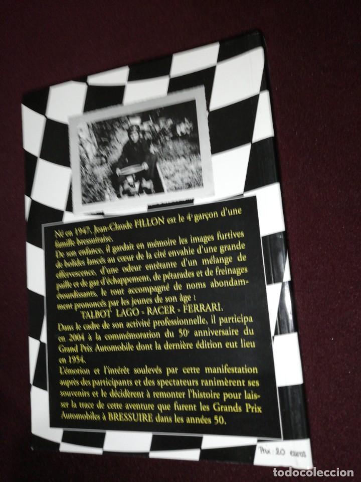 Libros de segunda mano: Les Annees circuit , par Jean-Claude fillon - Foto 3 - 143348478