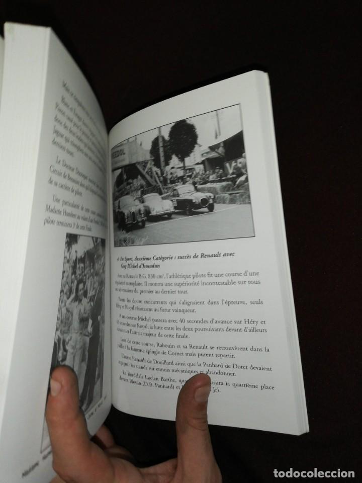 Libros de segunda mano: Les Annees circuit , par Jean-Claude fillon - Foto 11 - 143348478