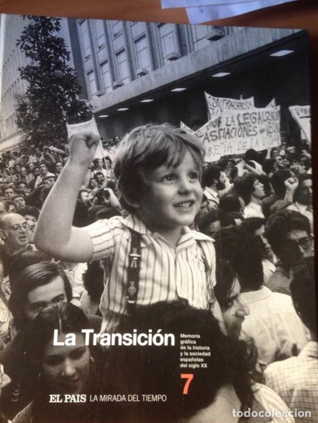 LIBRO ILUSTRADO , LA TRANSICIÓN 7 (Libros de Segunda Mano - Historia Moderna)