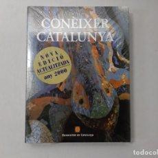 Libros de segunda mano: CONÈIXER CATALUNYA (SOM I SEREM) - PUIGJANER, JOSEP MARÍA. Lote 143676360
