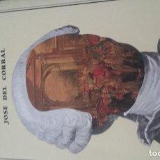 Livros em segunda mão: EL MADRID DE LOS BORBONES - JOSÉ DEL CORRAL - ED. EL AVAPIES SA 1985. Lote 144200678