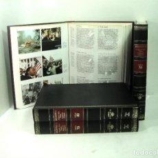 Libros de segunda mano: AUDIO LIBRO SONOBOX -TOMO AÑOS 70 - PLAZA Y JANES 1985 DECENIUM - TEXTO IMAGENES Y SONIDO DECADA. Lote 145212454