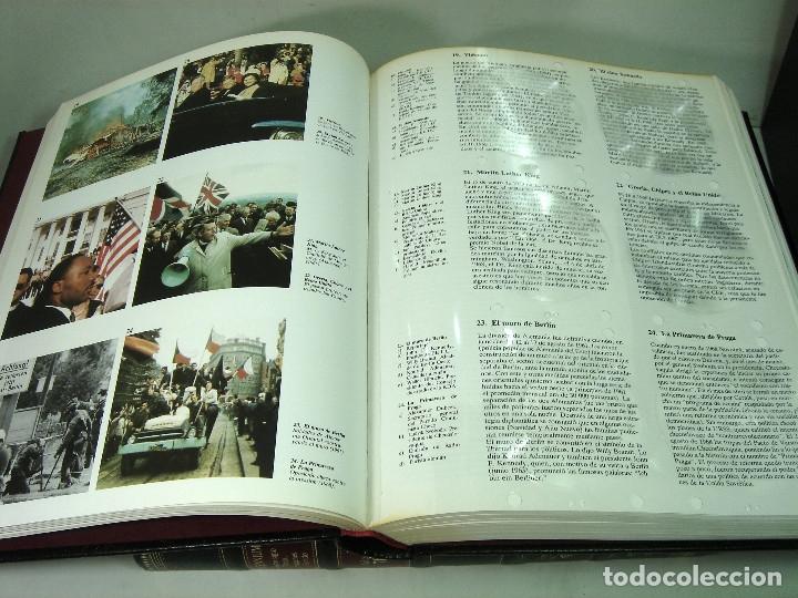 Libros de segunda mano: AUDIO LIBRO SONOBOX -TOMO AÑOS 70 - PLAZA Y JANES 1985 DECENIUM - TEXTO IMAGENES Y SONIDO decada - Foto 3 - 145212454
