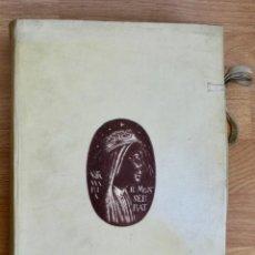 Libros de segunda mano: HISTORIA DE MONTSERRAT. EJEMPLAR Nº 64 . M. ANSELM. ALBAREDA DE MONTSERRAT. 1945.. Lote 146240158