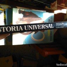 Libros de segunda mano: HISTORIA UNIVERSAL. VOL 19. DE 1945 A NUESTROS DÍAS I. INSTITUTO GALLACH. Lote 147176298