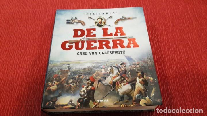 DE LA GUERRA - CARL VON CLAUSEWITZ (Libros de Segunda Mano - Historia Moderna)