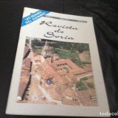 Libros de segunda mano: REVISTA DE SORIA NUMERO 16. AÑO 1993. CON 126 PAGINAS. Lote 148020668