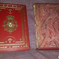 Libros de segunda mano: DIARIO ÍNTIMO DE ALFONSO XIII. ENCUADERNACIÓN DE LUJO. Lote 148089814