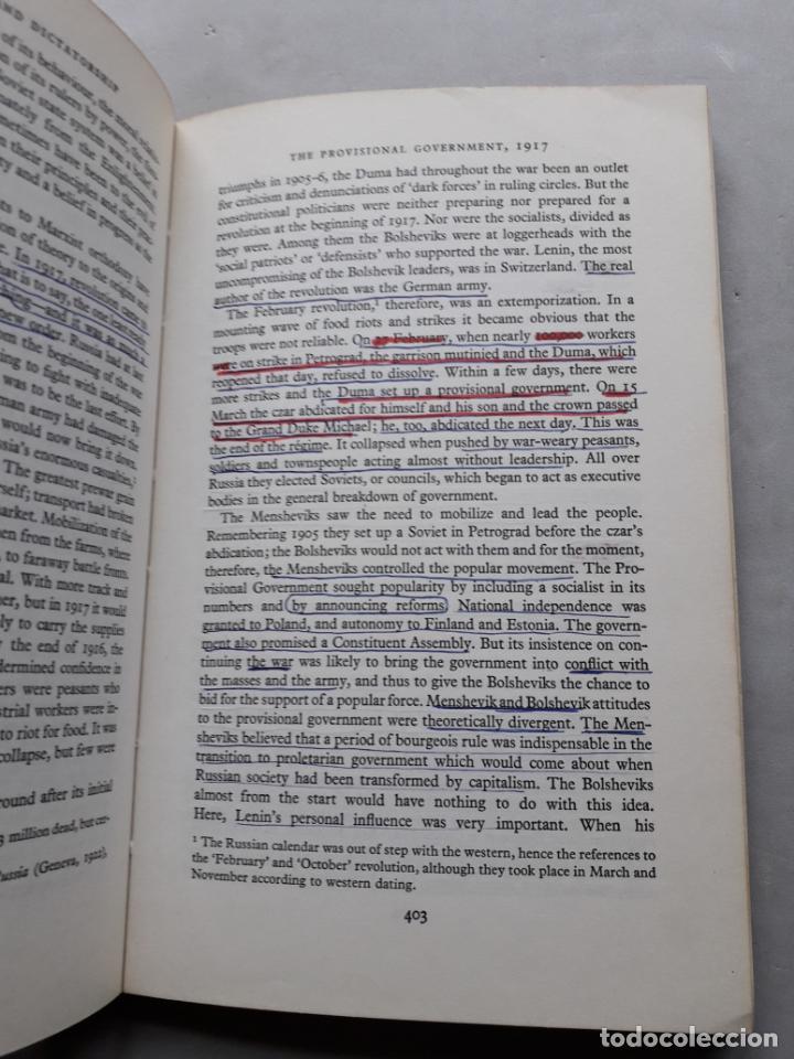 Libros de segunda mano: Europe 1880-1945. A General History of Europe. J.M. Roberts. - Foto 3 - 148164822
