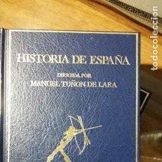Libros de segunda mano - Historia de España, Labor 10 tomos - 148487222