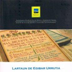 Libros de segunda mano: REPRESENTACIÓN Y REPRESENTATIVIDAD EN INSITITUCIONES DE GOBIERNO DEL SEÑORIO DE BIZKAIA SIGLO XIX. Lote 148633850