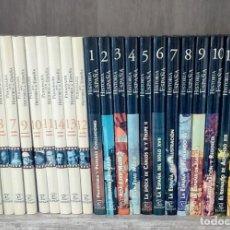 Libros de segunda mano: LOTE LIBROS HISTORIA. Lote 150644514