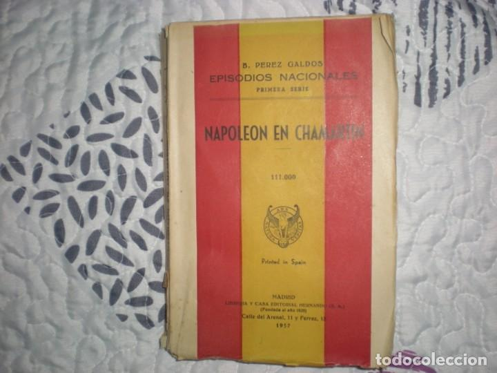 NAPOLEÓN EN CHAMARTÍN;HERNANDO 1957 (Libros de Segunda Mano - Historia Moderna)